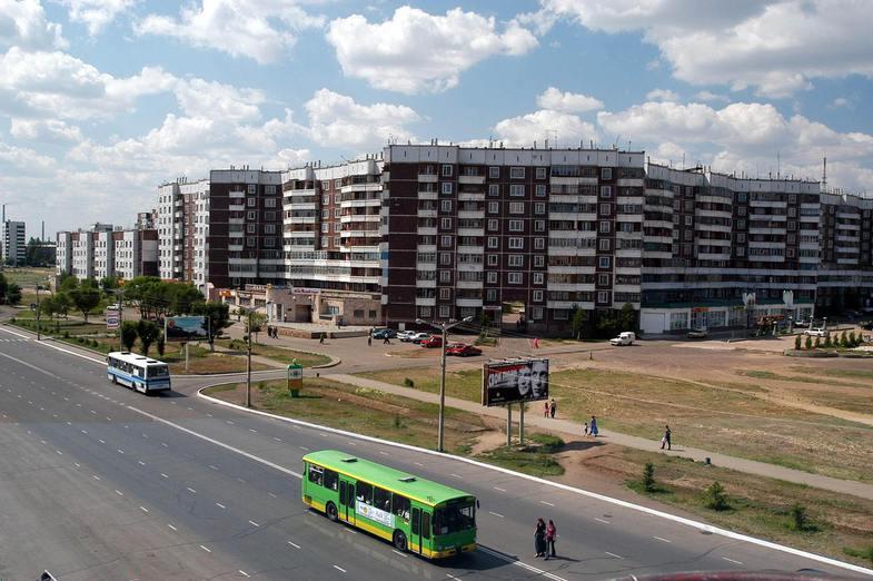 самым экибастуз фото города булыжник востребованное дорожное