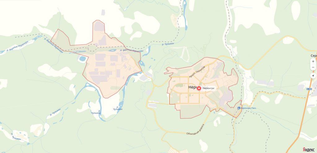 Характеристика города Нерюнгри Республика Саха Якутия