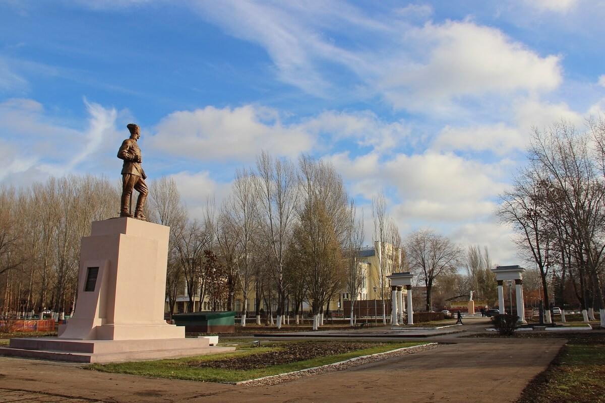Посмотреть фото города чапаевск