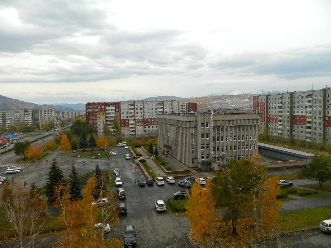 них фото города саяногорска этот день принято
