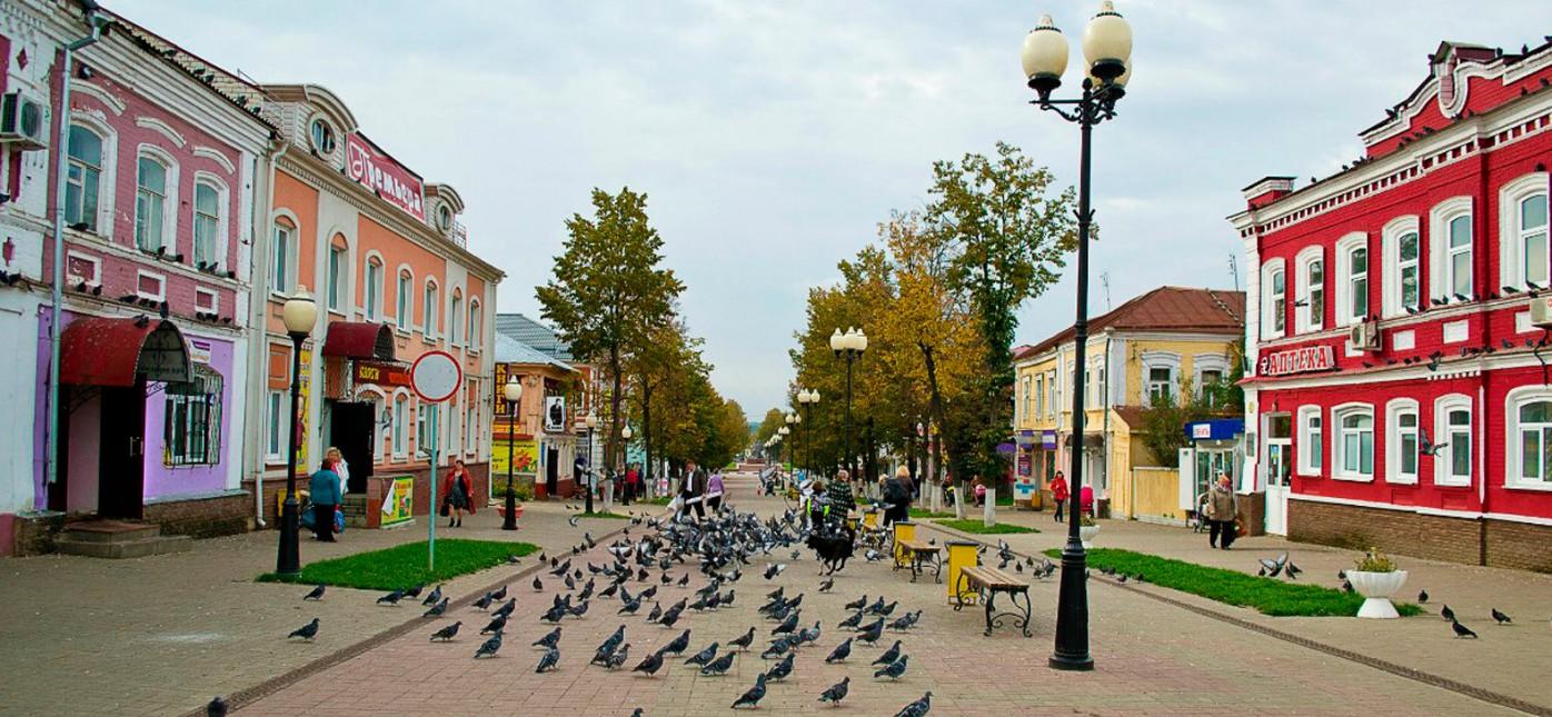 Город семенов фото