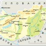 Физическая_карта_Венгрии