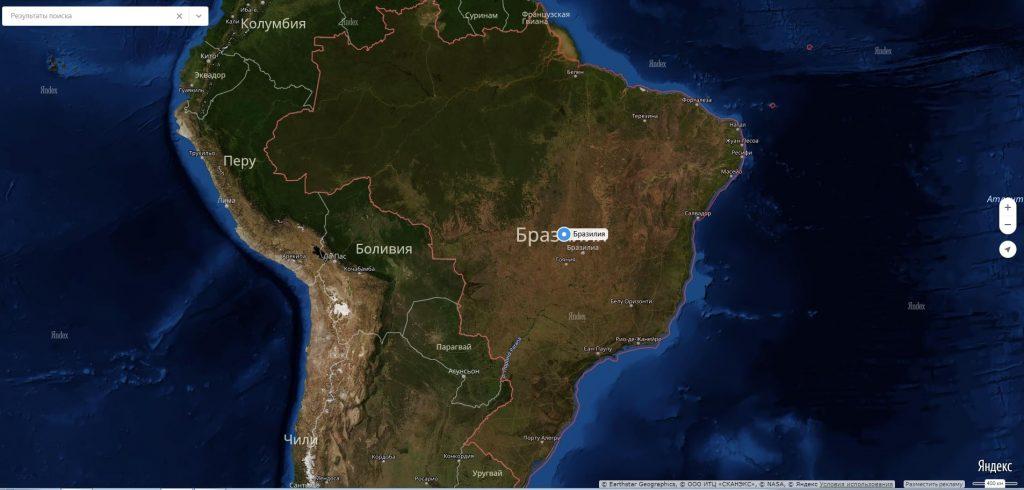 бразилия на карте мира фото этого вынесу