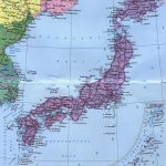 Карта Японии-min