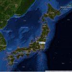 карта Японии с городами-min