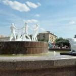 Открытие_фонтана