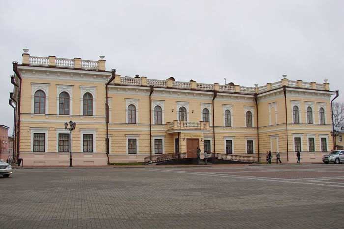 Вологда музей кружево