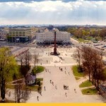 Карта Калининграда подробная с улицами, номерами домов и районами