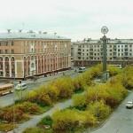 Карта Воркуты подробно с улицами, домами и районами