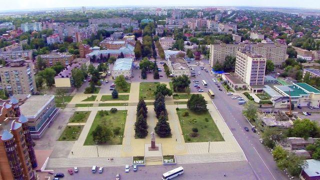 фото города азов