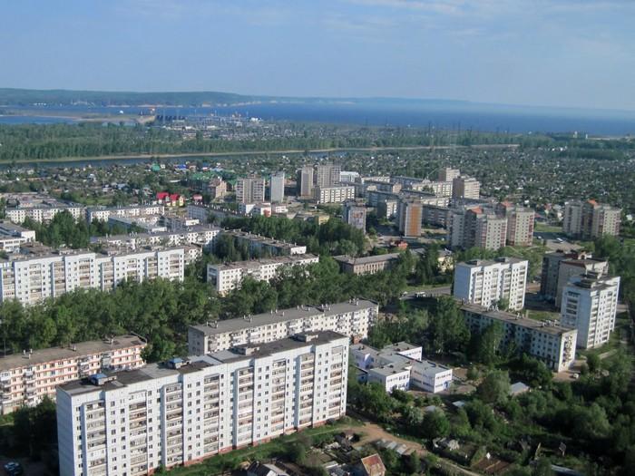 чайковский город достопримечательности фото