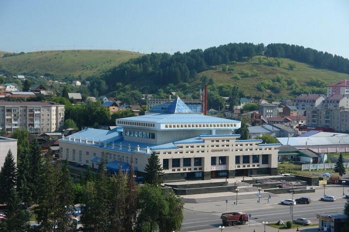 картинки города горно алтайска