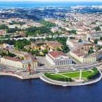 Карта Санкт-Петербурга подробно с улицами, домами и районами