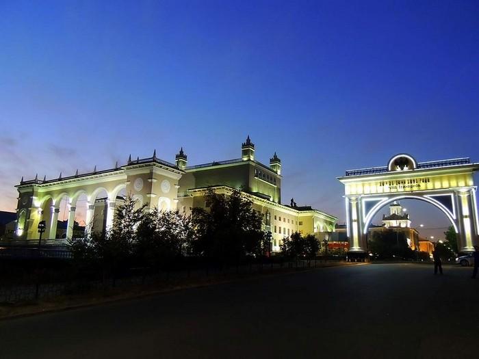 Город Улан-Удэ: климат, экология, районы, экономика ...