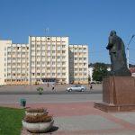 BLR Slutsk Administrative Building