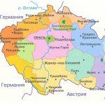 Административное деление Чехии