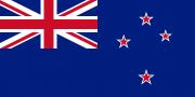 Флаг Новой Зеландии