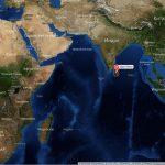 Шри-Ланка на карте мира