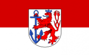 флаг Дюссельдорфа