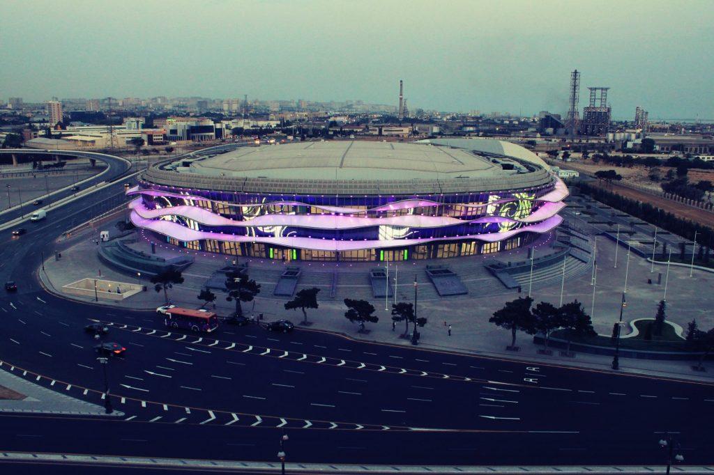 Национальная гимнастическая арена Баку-min